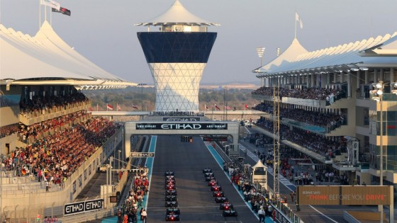 Early bird limited offer Formule 1 Final Abu Dhabi